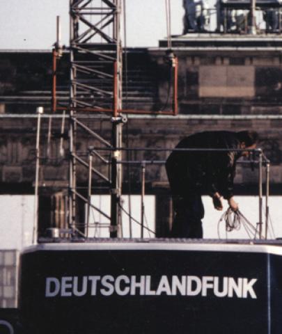 Deutschlandfunk 50 Jahre - Startseite